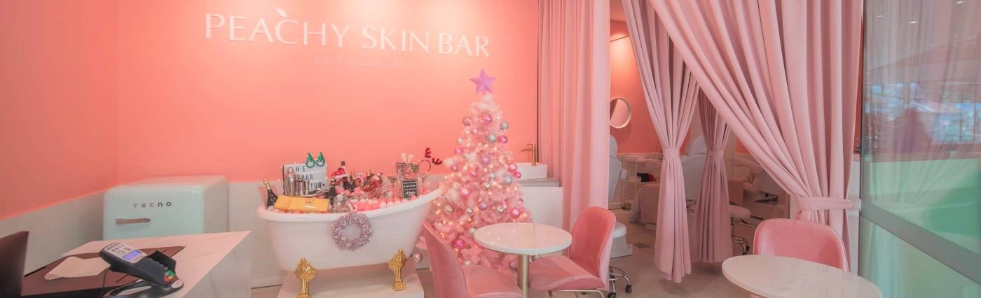 Peachy Skin Bar